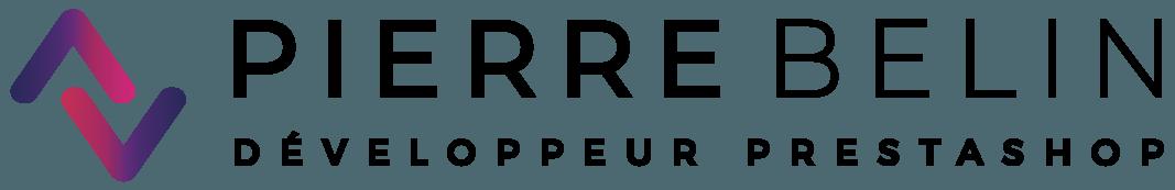 Logo Pierre Belin Freelance PrestaShop